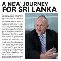A New Journey For Sri Lanka