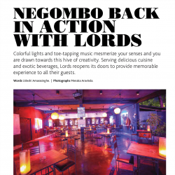 Negombo Back-In-Action with Lords